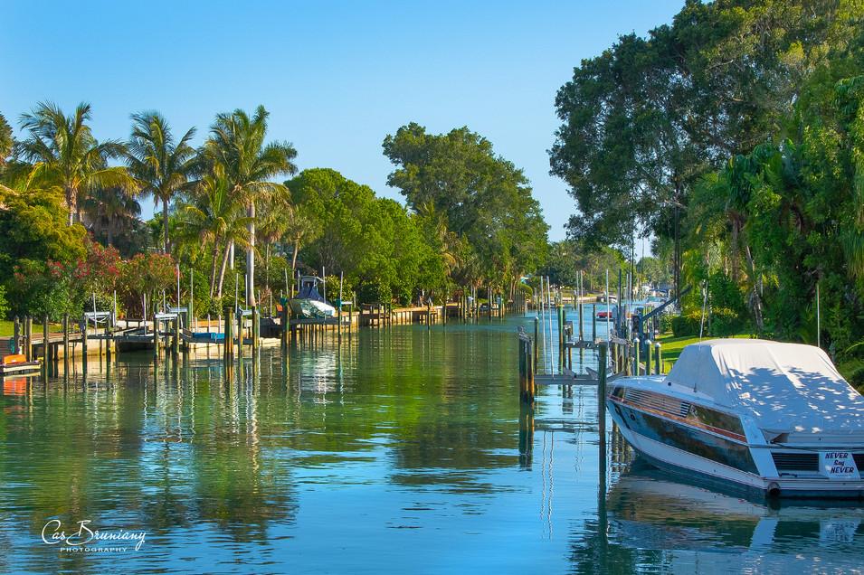 Sarasota - Canal
