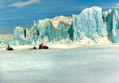Spitsbergen, Norway - Glacier