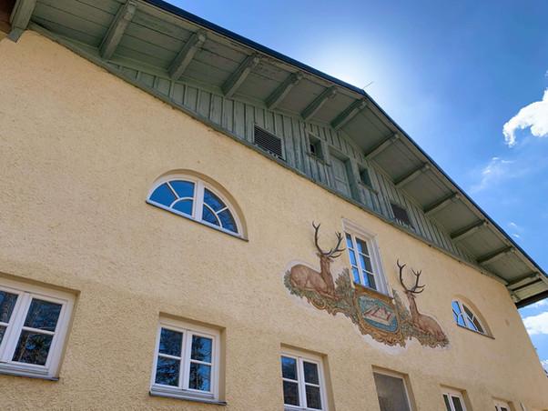 Wildbad Kreuth Wirtschaftsgebäude