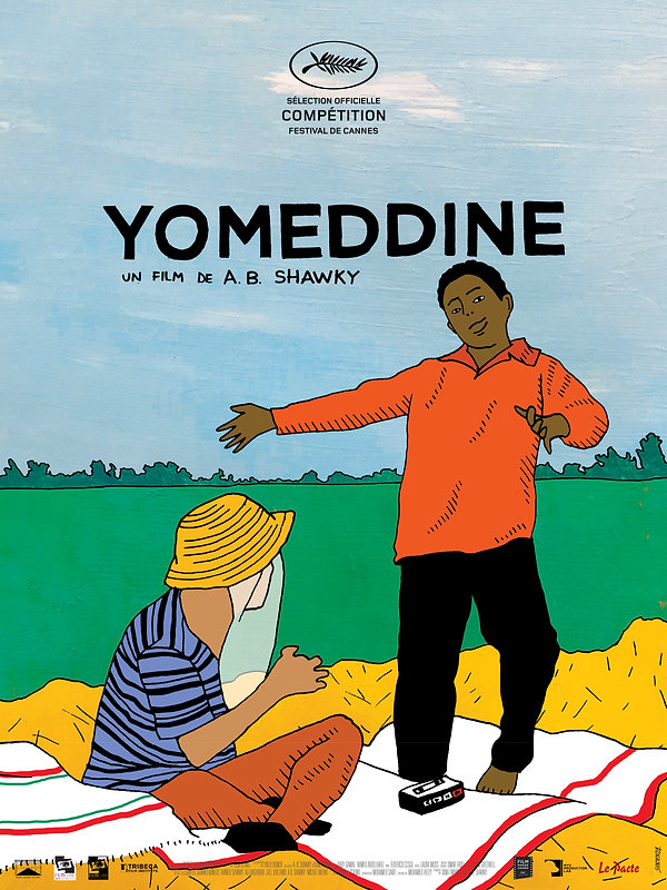 YOMEDDINE / le pacte / sentenza / A. B. shawky / cannes / competition