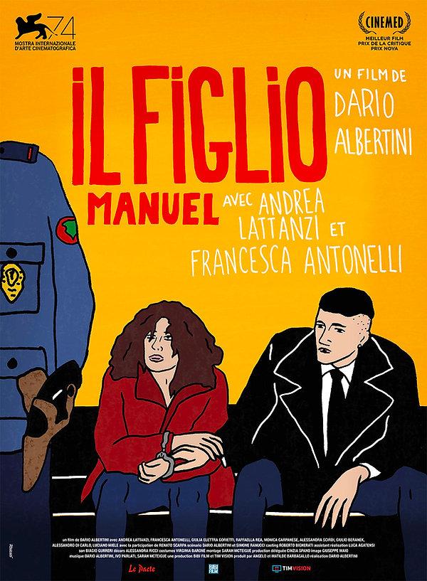 sentenza / MANUEL / daro albertini / adrea lattanzi / francesca antonelli / ciemed / venise / le pacte
