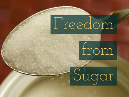 Freedom from Sugar