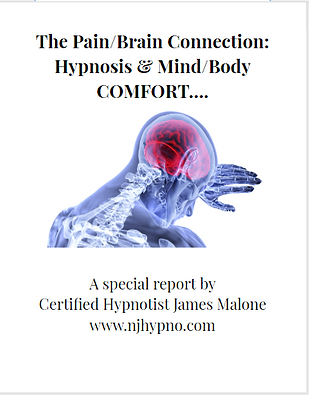 hypnosis pain relief NJ