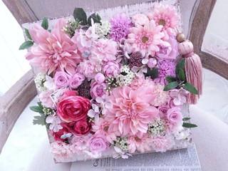 Chizu Style Art Flower Lessonを開催致します。