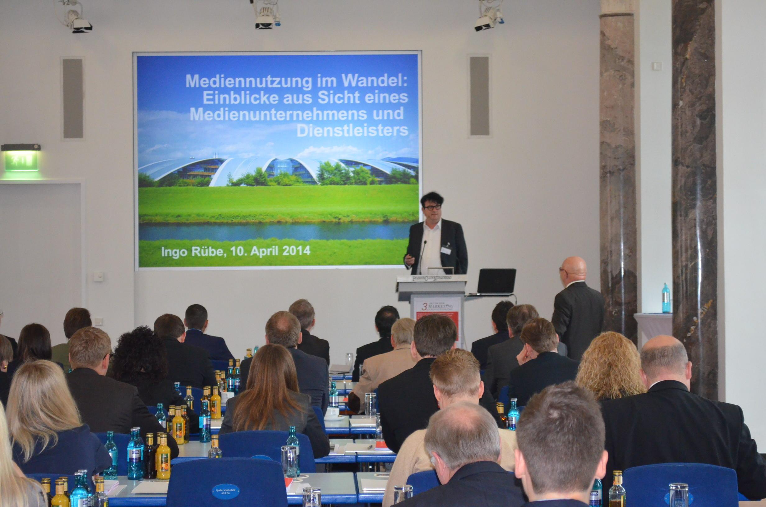 Vortrag von Ingo Rübe