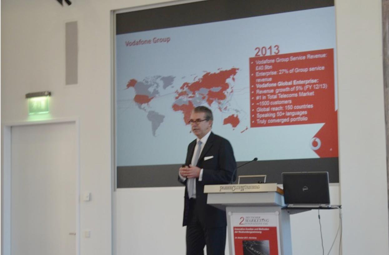 Vortrag von Jan Geldmacher