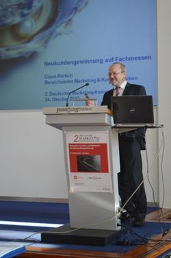 Vortrag von Claus Rättich