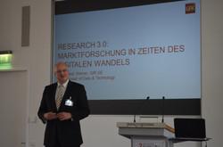 Vortrag von Dr. Roland Werner