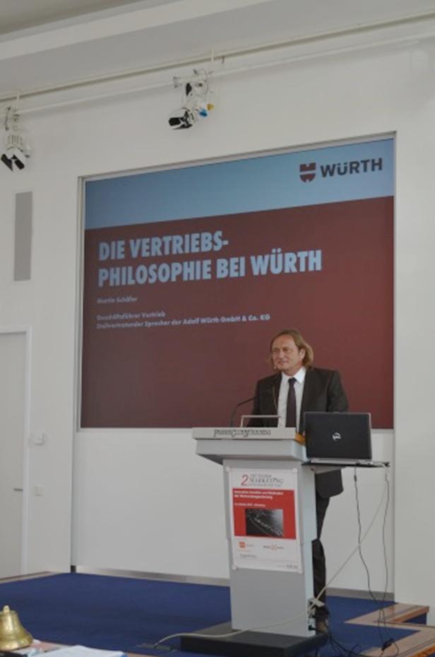 Vortrag von Martin Schäfer