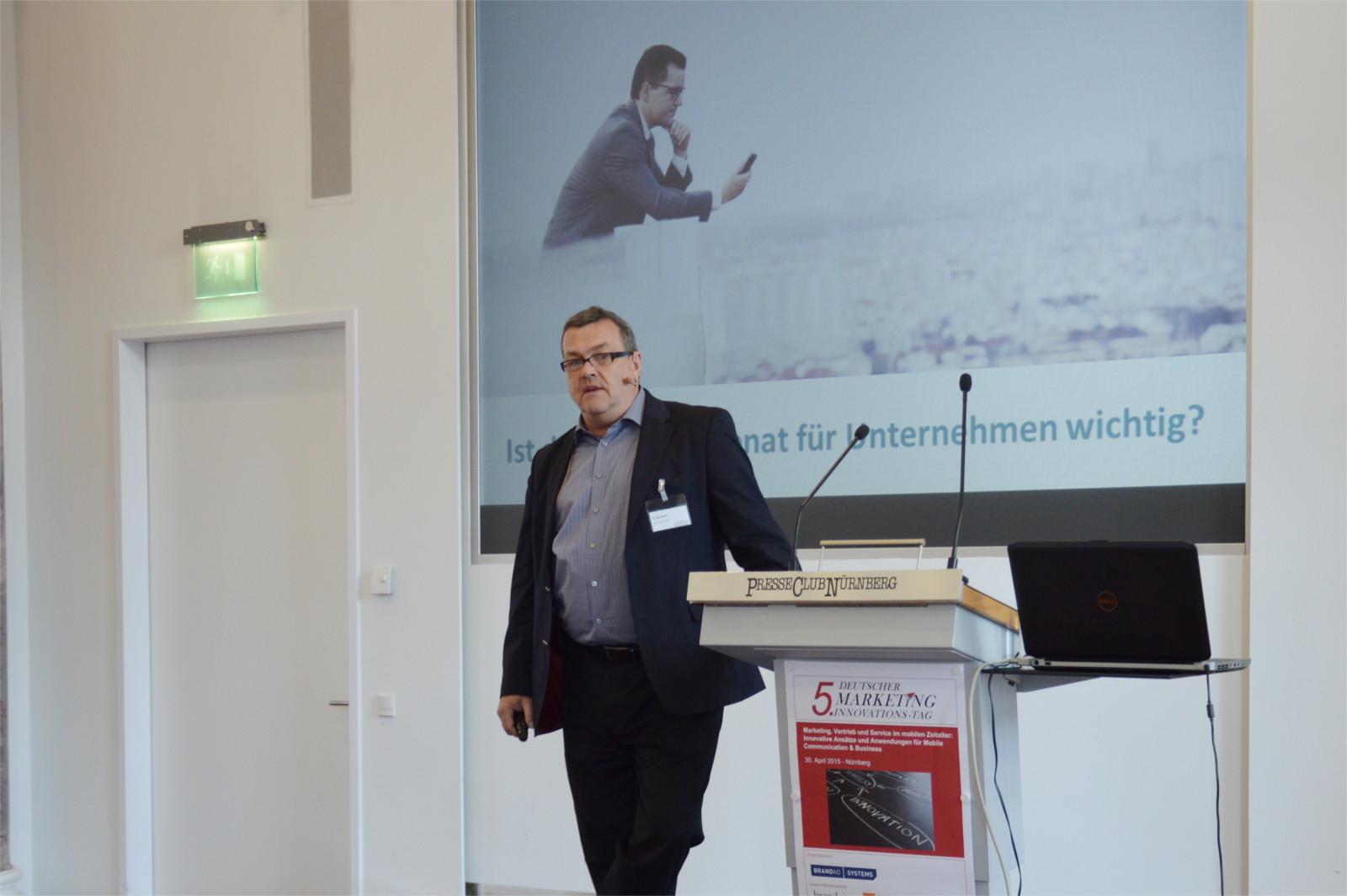 Vortrag von Rüdiger Baumann