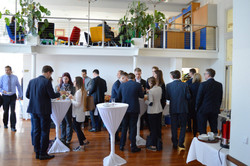 Mittag - Networking