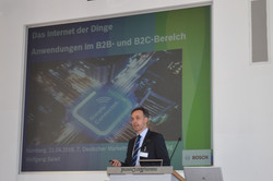Wolfgang Baierl, Bosch Power Tools