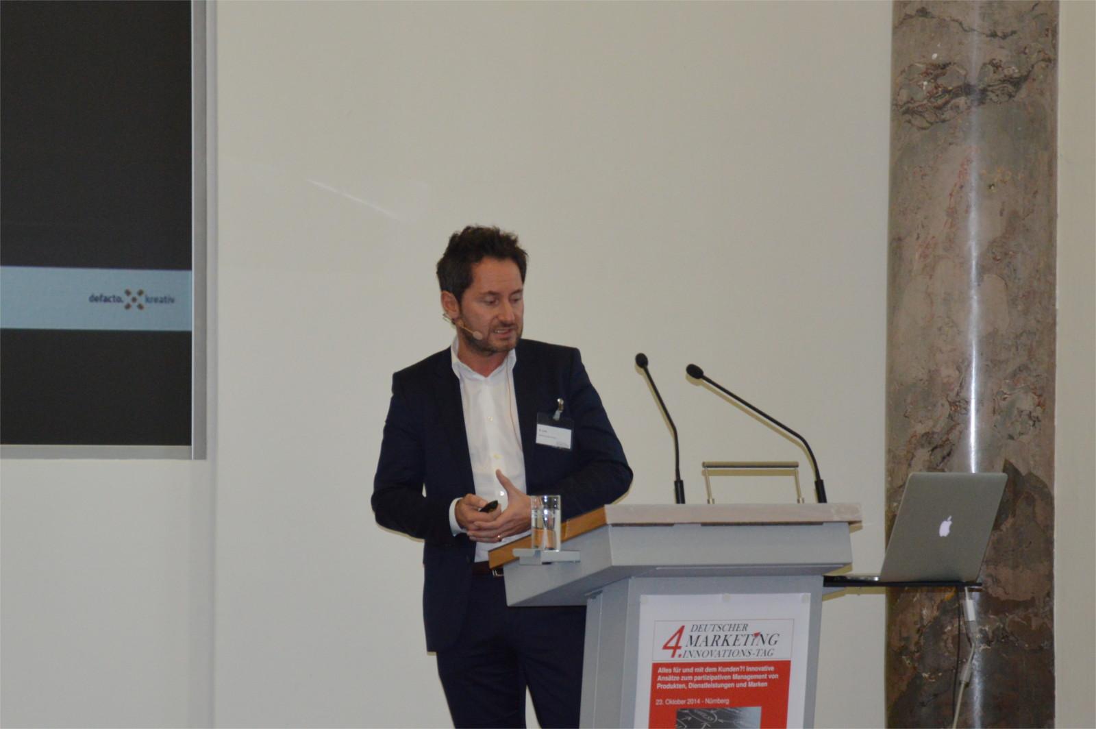 Vortrag von André Lutz