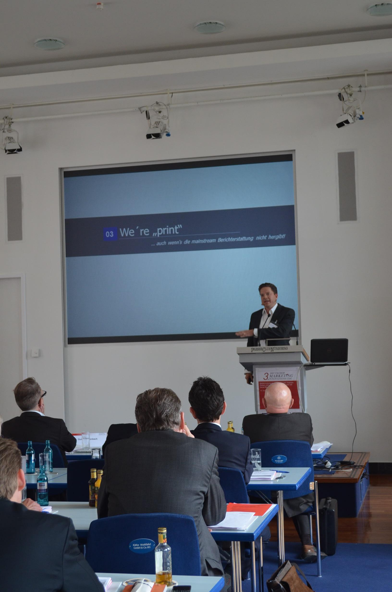 Vortrag von Dr. Jens Cornelsen