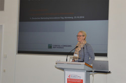 Vortrag von Claudia Barghoorn