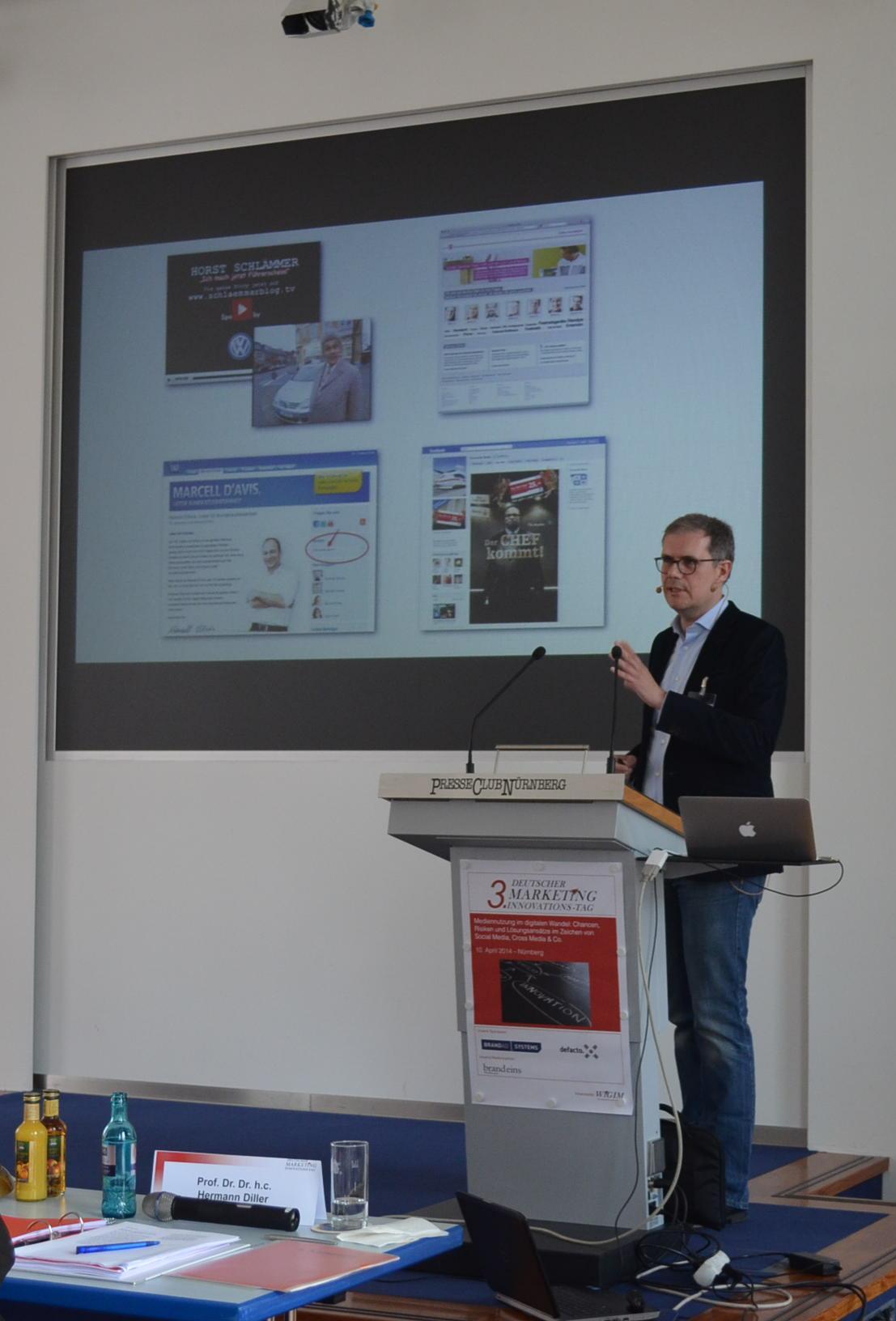 Vortrag von Björn Ognibeni
