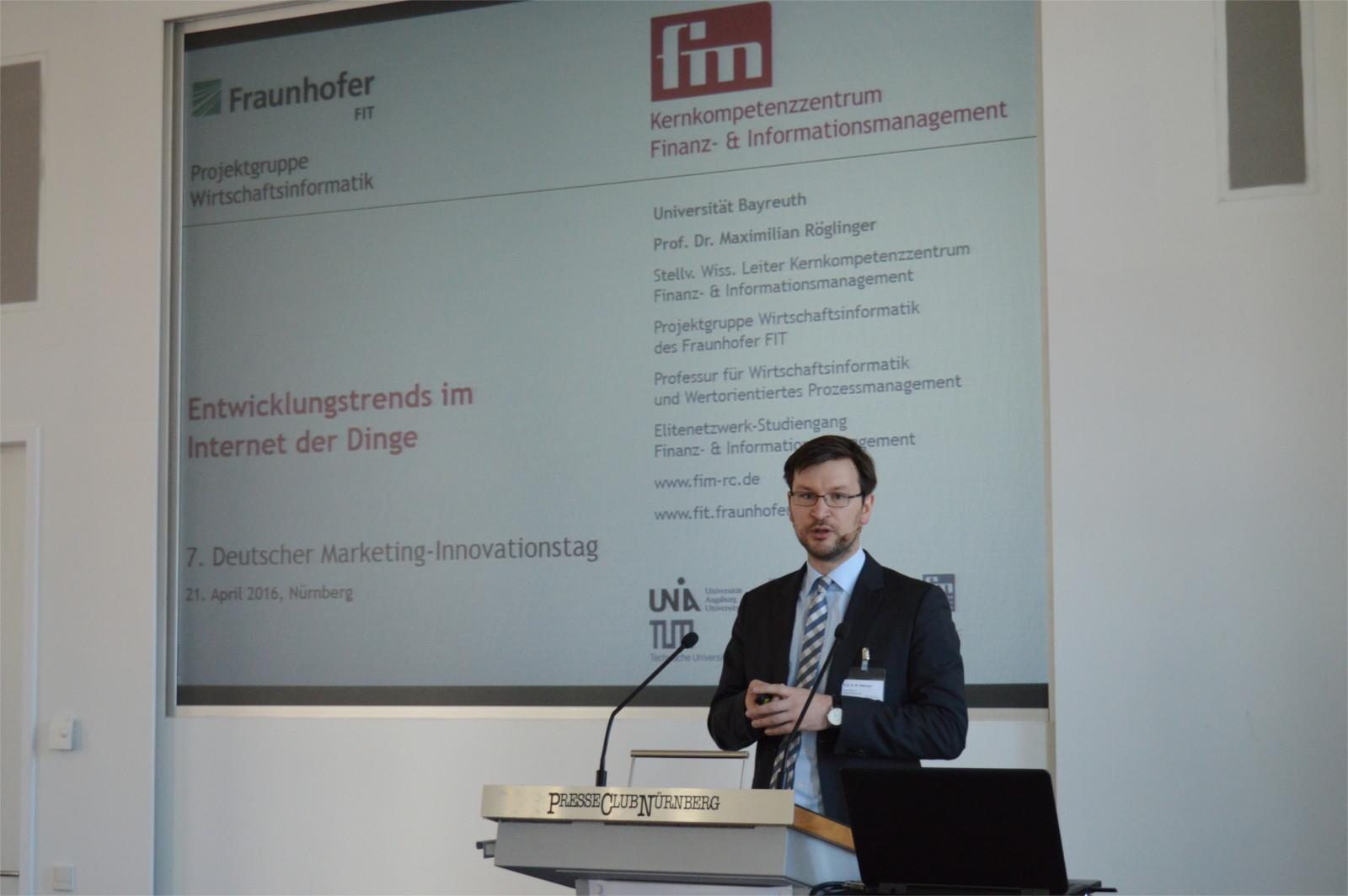 Prof. Dr. Röglinger