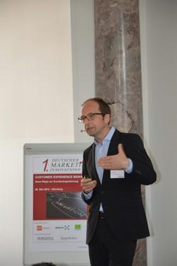 Vortrag von Sven Krüger