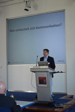Vortrag von Claus Schuster