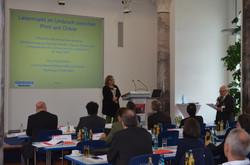 Vortrag von Petra Nossek-Bock