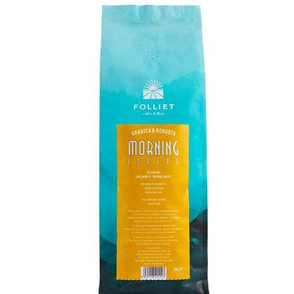 Morning Coffee \Arabica & Robusta GROUND 1 kg