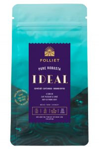 Ideal GROUND\Robusta - Intensity: strong - 250gr