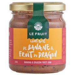 Banana & Dragon Fruit Jam 225gr