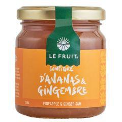 Pineapple & Ginger Jam 225gr