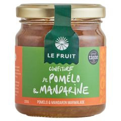 Pomelo & Mandarine Jam 225gr