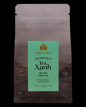 50% PROMO - Green Tea \ Organic & Fair Trade - Vietnam 500gr