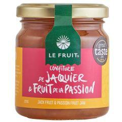 Jack Fruit & Passion Fruit Jam 225gr