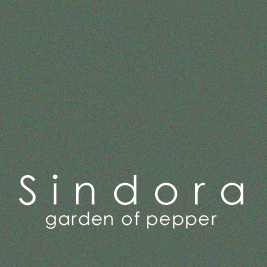 Sindora garder of pepper logo