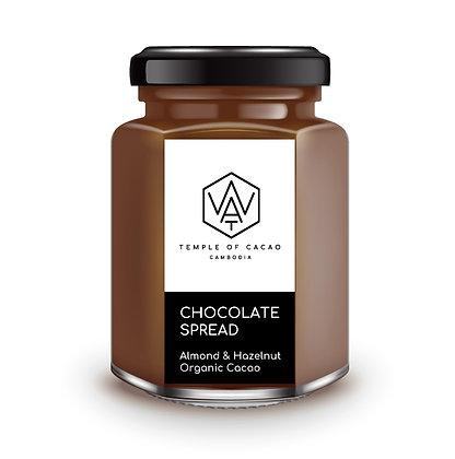 Chocolate Spread Almond Hazelnut and Cacao