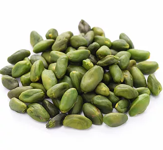 Green Pistachios Iran Blanched  (1kg)
