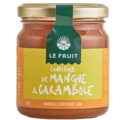 Mango & Star Fruit Jam 225gr