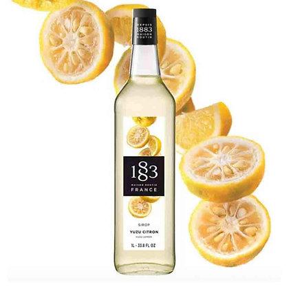 30%OFF - Yuzu Lemon syrup (natural flavour)NEW!