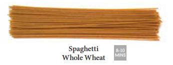 Spaghetti(Integrali) whole wheat 500g
