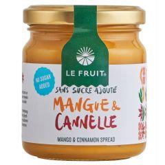Mango & Cinnamon no sugar added 225gr