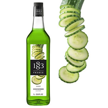 Cucumber syrup