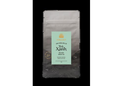Green Tea Organic & Fair Trade - Vietnam 100gr