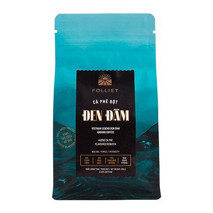 30%OFF - DEN DAM - Black - Robusta & flavour 250