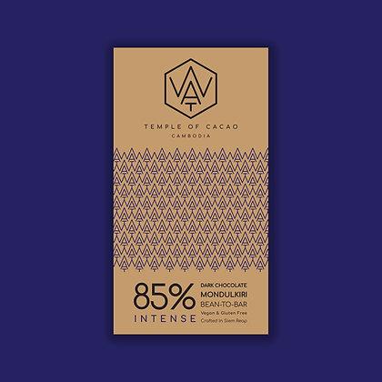 85% Dark Chocolate Intense 70gr