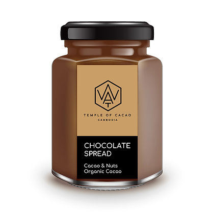Chocolate Spread Nuts and Cacao