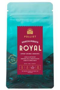 Royal GROUND\Arabica & Robusta - Intensity: medium - 250gr