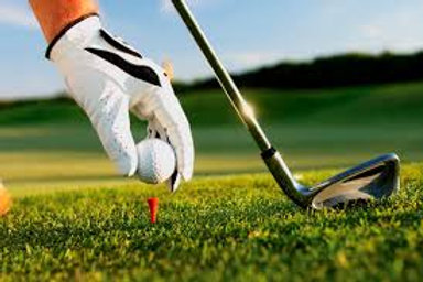 18 holes golf or footgolf - weekend
