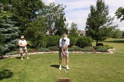 Friday: Senior Couples - Buy one 18 holes, Second Senior Free!