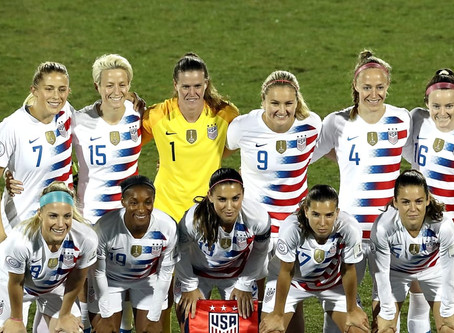 The FIFA Women's World Cup