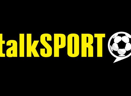 Radio Work - Talk Sport Radio