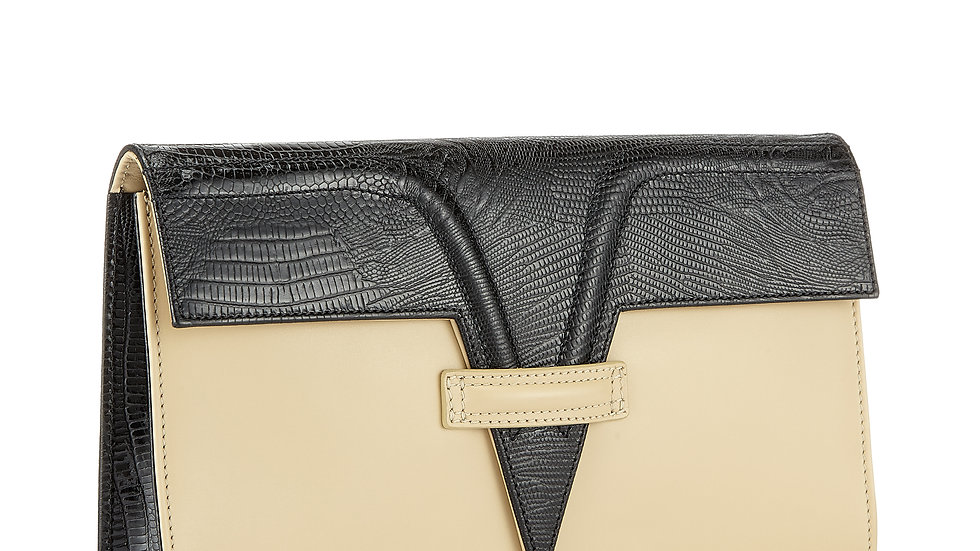 Nude Metise Clutch
