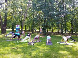 Six Senses International Yoga Day with travel partners (1)